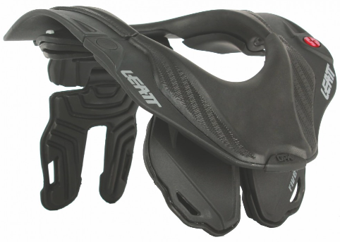 LEATT NECK BRACE GPX 5.5 JUNIOR BLACK/GREY